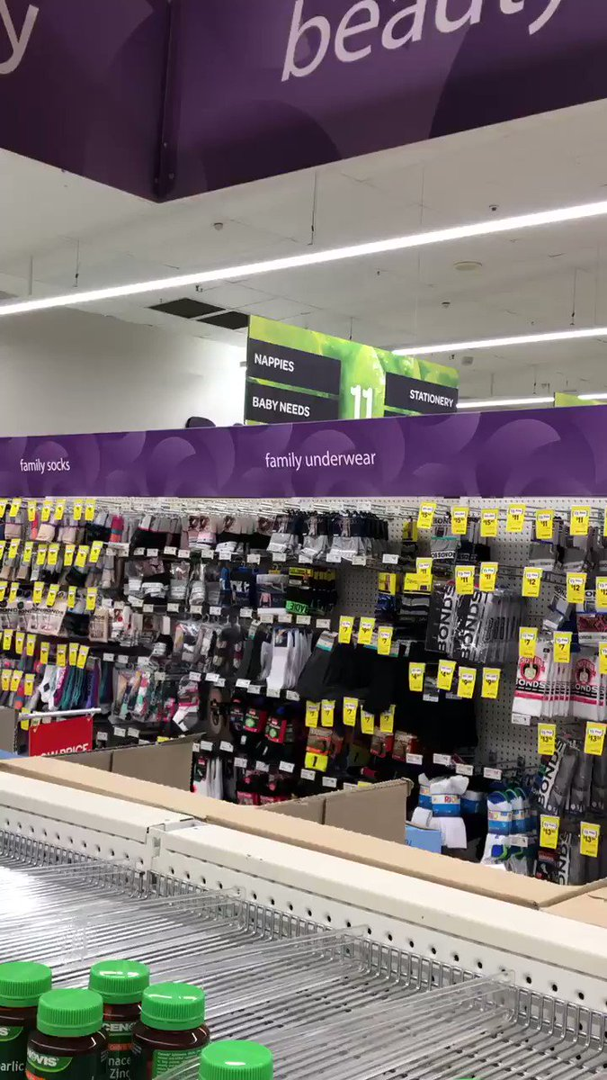 not sure i support this aisle