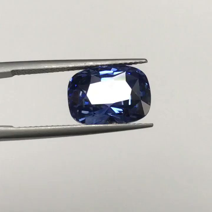 Blue Sapphire Blue coloured  8.52 CT  Natural  Cushion Shaped Srilanka  @grs_swisslab certified Dm for price and info  DSSS  #blue #bluesapphire #sapphire #srilankansapphire #grslab #natural #cushionlove #jewelryaddict #gemblong #gemcollector #gemstones #womenpic.twitter.com/UMpiwyWXI6