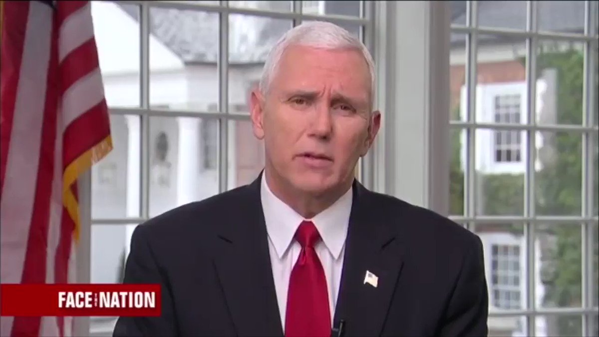 One Word Has People Convinced Mike Pence Wrote Anonymous New York Times Op-Ed