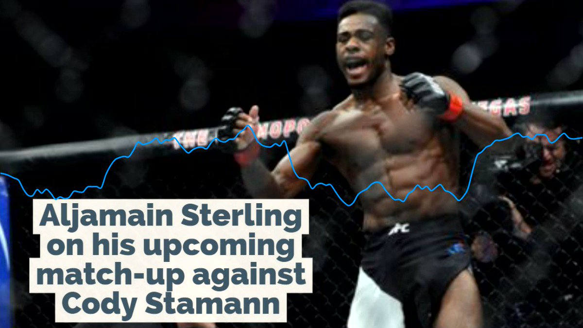 How will @FunkMaster_UFC get the W on Saturday vs. Cody Stamann? And whats Aljamains take on the trash talk from Cody ahead of their fight? He sounds off with @MieshaTate and @RyanMcKinnell. #UFC228