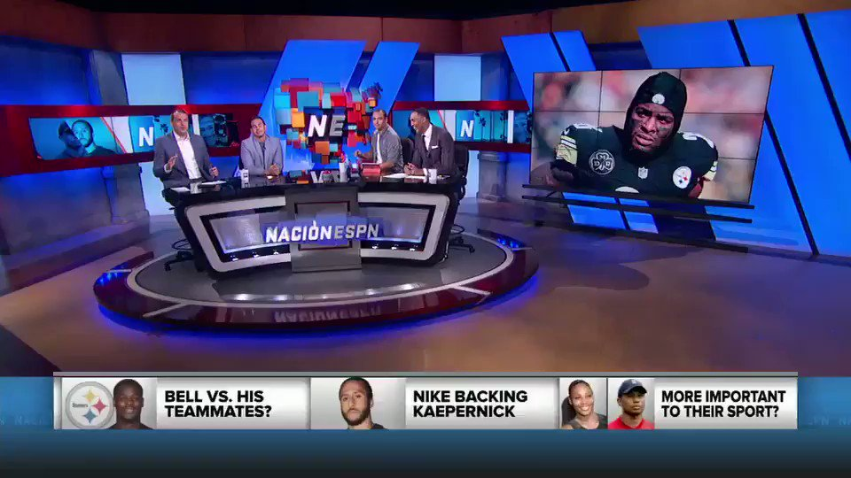 Whose side are you on the Le'Veon Bell drama? @SedanoESPN gives us his answer. #NFL #Steelers #LeVeonBell