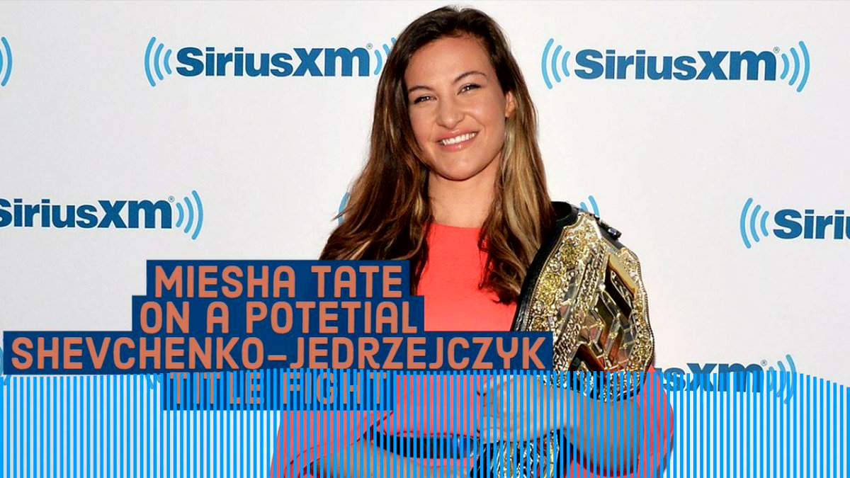 Who should fight for the now-vacant UFC womens flyweight title? @MieshaTate tells @RyanMcKinnell that one particular matchup would make the most sense at this point. #UFC228