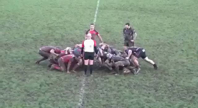This is brilliant 🔥. Never thought I would see a moonwalk on the rugby field. Let's take the time today to appreciate the beauty of the scrum  https://instagram.com/p/BngN7eSFr6L/