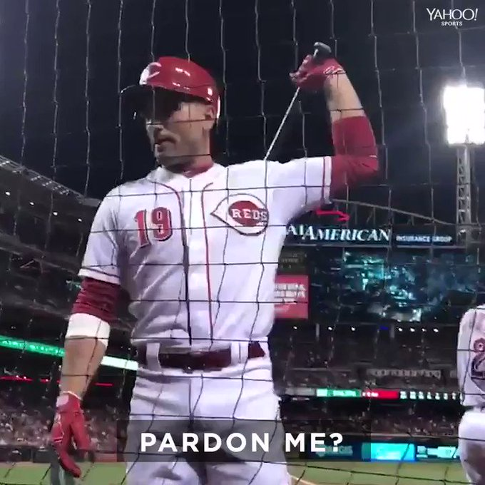Happy birthday to Joey Votto, a great  and an even better troll