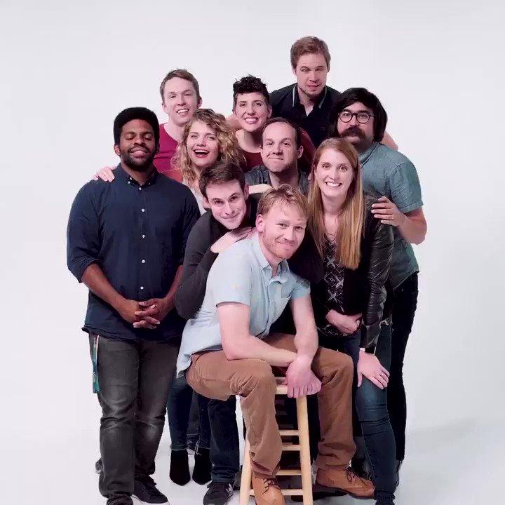 The original cast of Studio C has a big announcement. #JkStudios #StudioC https://t.co/F2eVhhTGiz