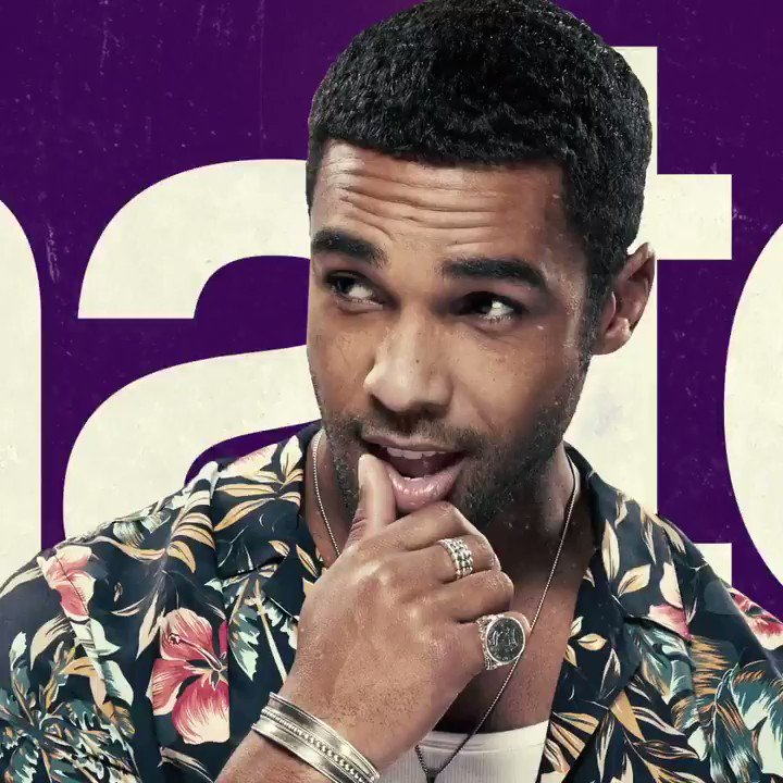 Get ready for @ItsLucien as Billy in @Snatch! Season 2 starts tomorrow on @SonyCrackle