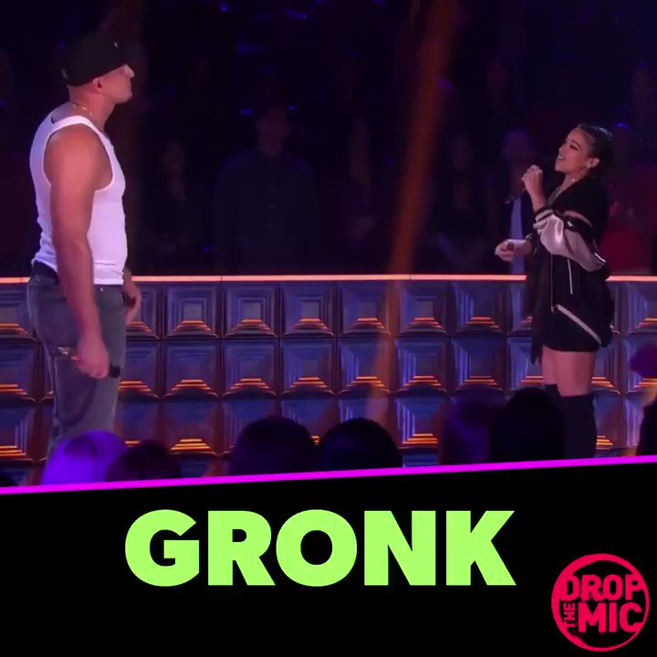 Who else is at loss for words? 😶 #DropTheMic