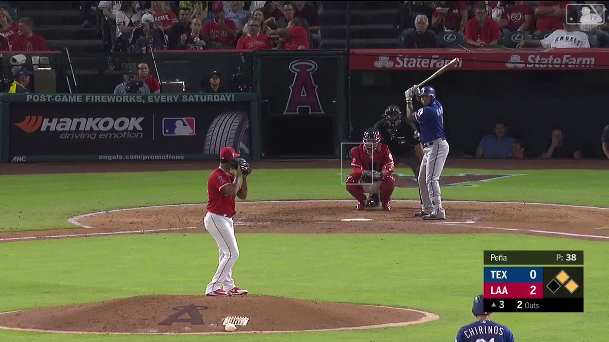 Ladies and gentlemen, @MikeTrout. https://t.co/arPInuWRXp