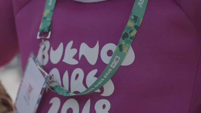 ⏳Falta muy poco para que inicien los JJOO de la Juventud @BuenosAires2018 🥇🥈🥉y...