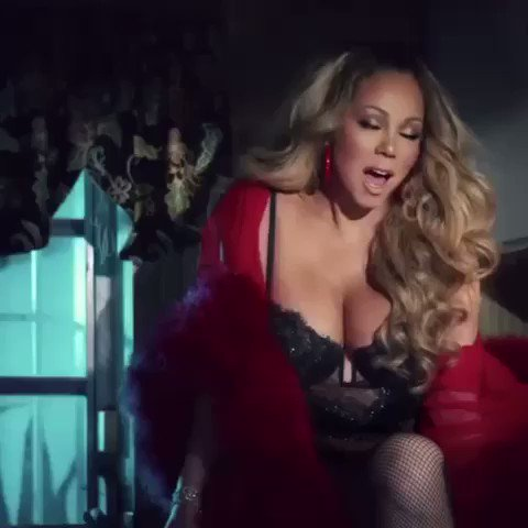 Mariah carey when people tells her happy birthday instead of happy anniversary