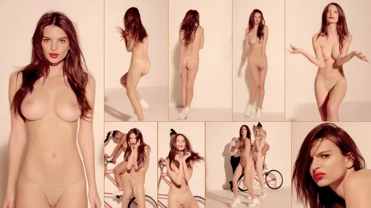 Emily osmond nude