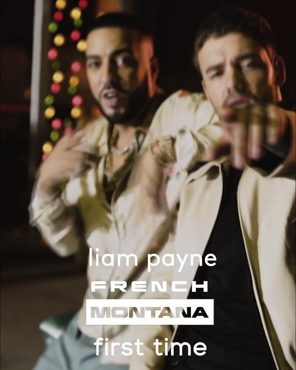 RT @LiamPayne: Who's seen my video for #LPFirstTime on @Spotify with @FrencHMonTanA? https://t.co/4KrBruMqpz https://t.co/EREbU2sAa7