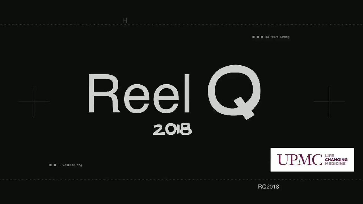 Image for the Tweet beginning: The official #reelq33 trailer is