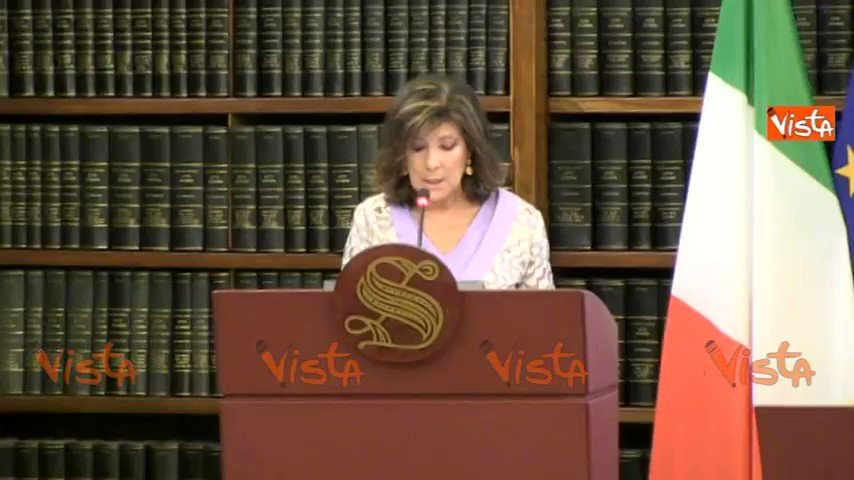 """#LeggiRazziali, la presidente del #Senato #Casellati: """"Fare i conti con la storia è un obbligo #morale""""  - Ukustom"""