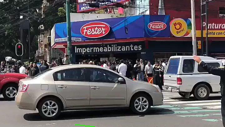Azteca Noticias's photo on Narvarte