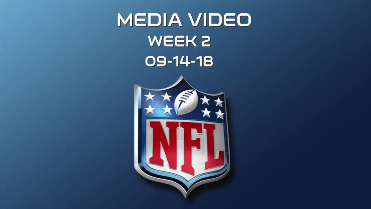 A clip from this week's media video. For the full version, please visit nflcommunications.com