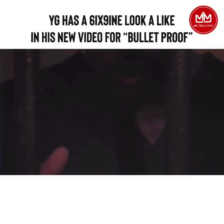 What do y'all think of #6ix9ine being in #YG 's latest video? #mymixtapez