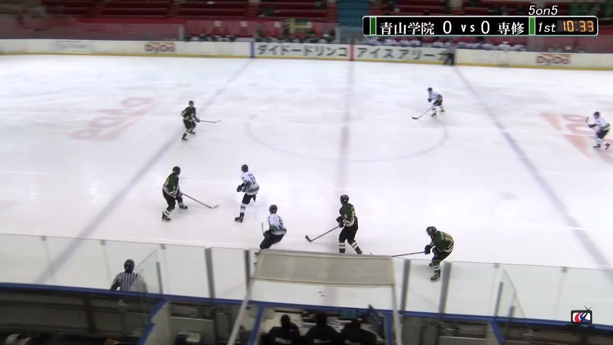 Tokyo Icehockey Ch's photo on 先制点