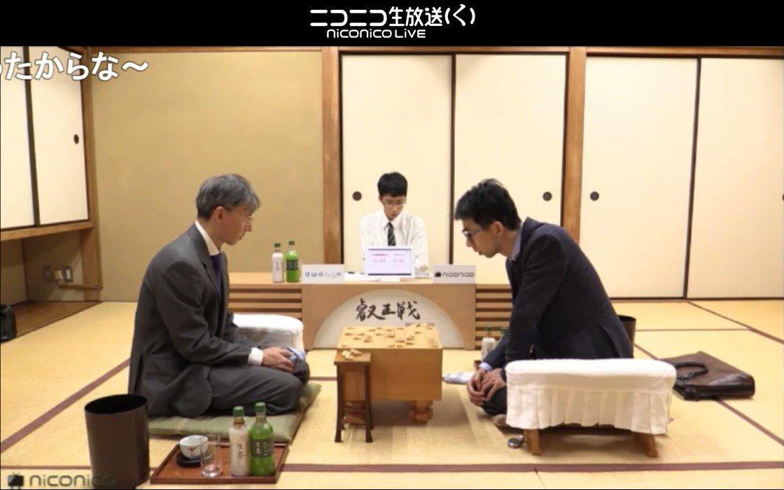 ニコ生公式_将棋さんの動画キャプチャー