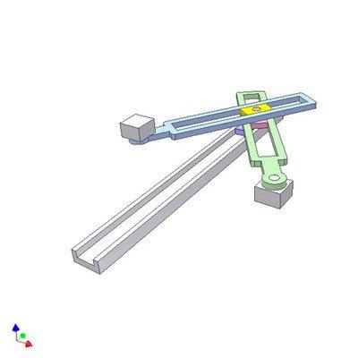 Bar Mechanism for Reversing Rotation