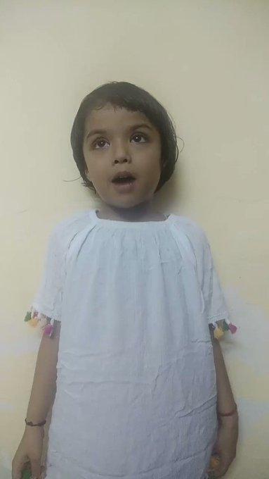 Happy Birthday Narendra Modi ji. From Rani