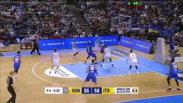 Ecco le due giocate di @GigiDatome che di fatto hanno dato la svolta alla partita in favore di #Italbasket #FIBAWC #ThisIsMyHouse #ForzaAzzurri  - Ukustom