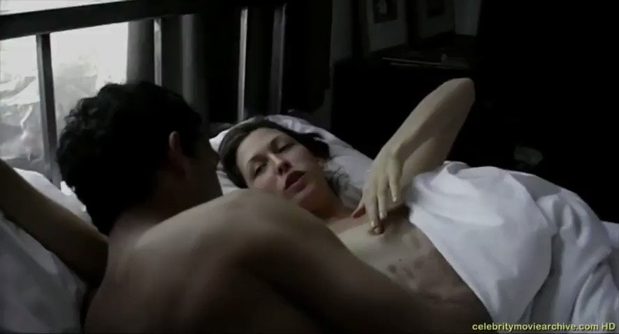 Top masturbation scene