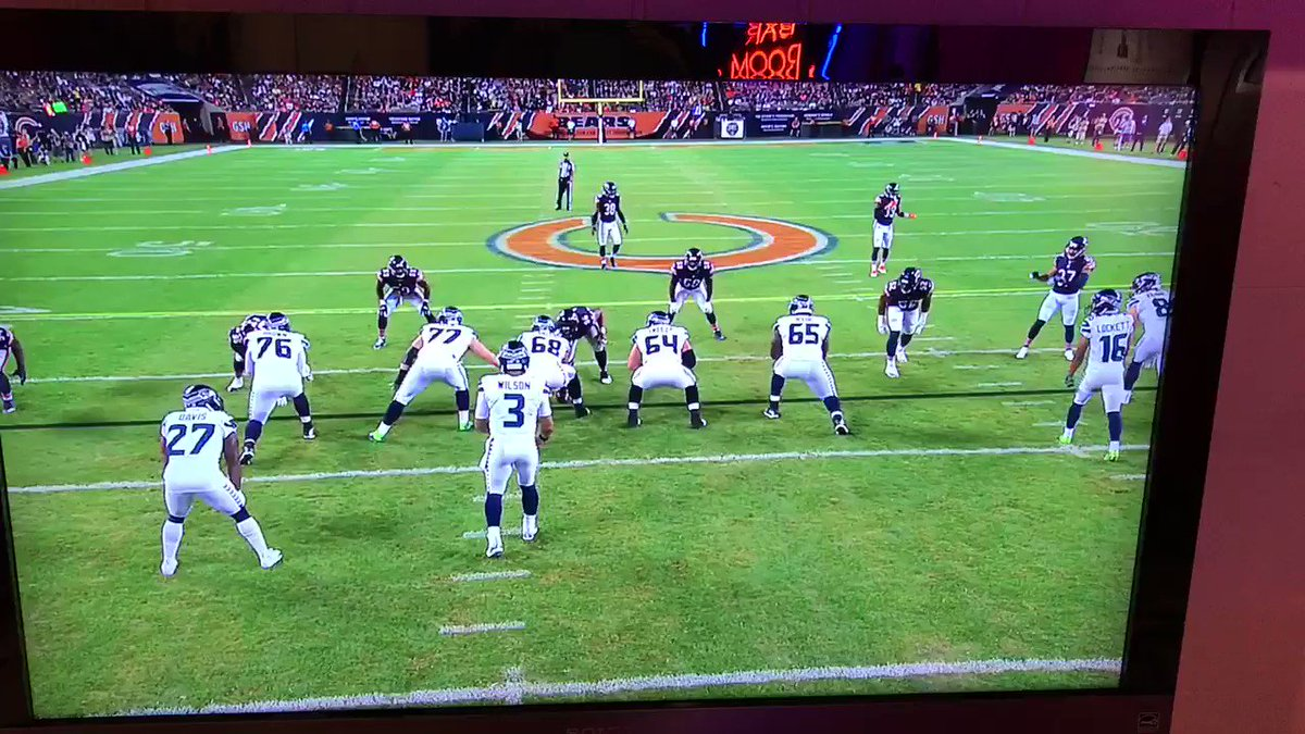 Bears D looks like so nasty. Need a long drive and points to keep them fresh