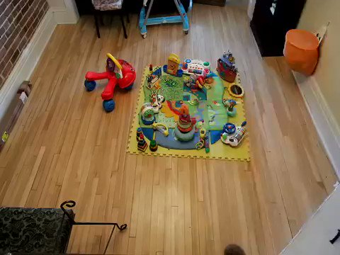 4 hours of baby play in 2 minutes