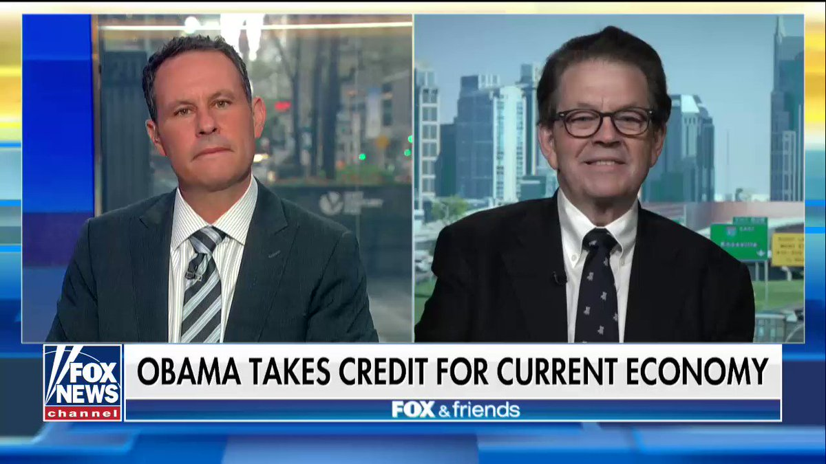 "Art Laffer: ""[President @realDonaldTrump has] just done a fantastic job on the economy."" https://t.co/6f8BIE2e8t"