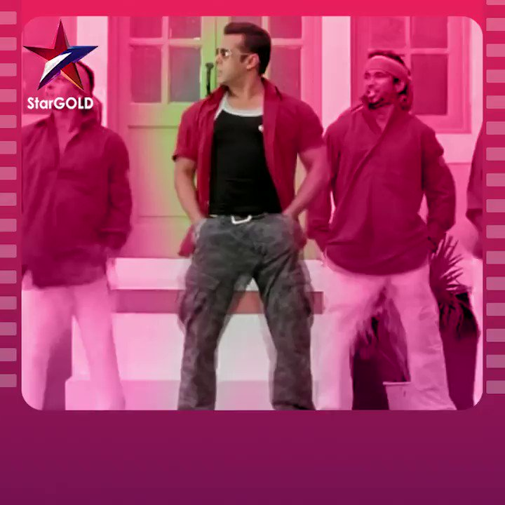 Which @BeingSalmanKhan dance move is your favourite? Comment and let us know! #Dance