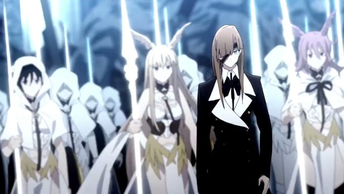 【MAD】神さまのいない日曜日【Fate/Grand Order】  #sm33879305 #ニコニコ動画2部2章MA