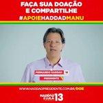 #ApoieHaddadManu