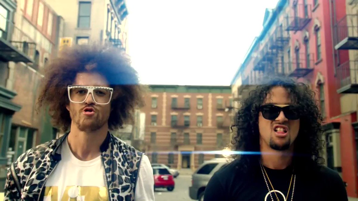 Party Rock Anthem has the same BPM as the Evangelion Opening and I hate it