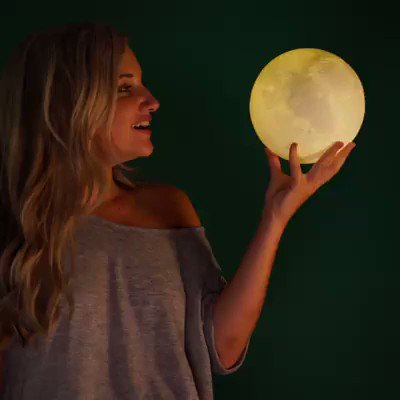 'Moon Night Lights are BAAACK, people! 🌙🌙 One of our most popular products Get it >>>> buff.ly/2IZOC25'