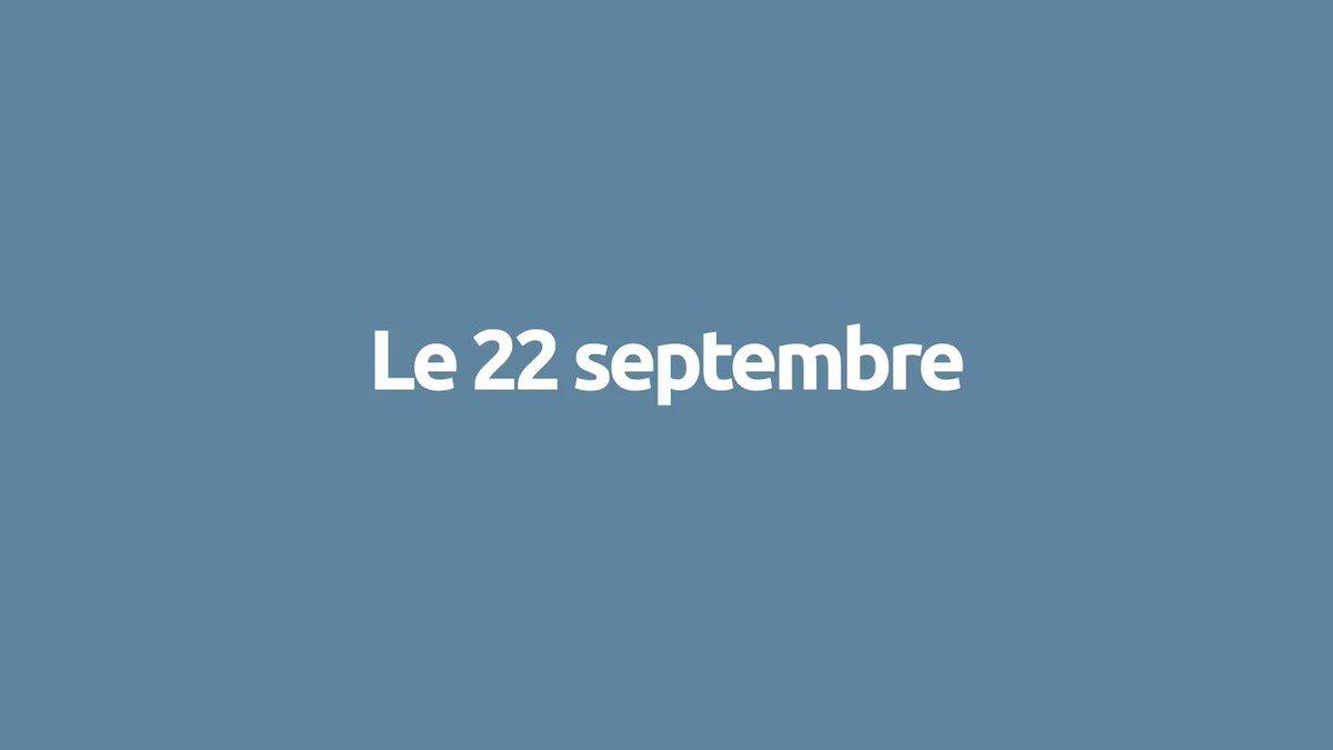 Image for the Tweet beginning: Samedi à 14h, retrouvez-nous en