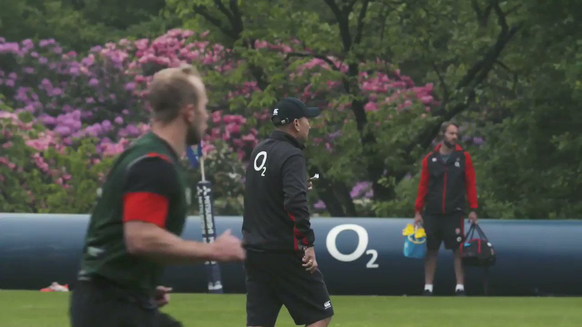 Eddie gives you the lowdown on @Manutuilagi, @dannycare, and Englands new defence coach John Mitchell: bit.ly/2poRUEs