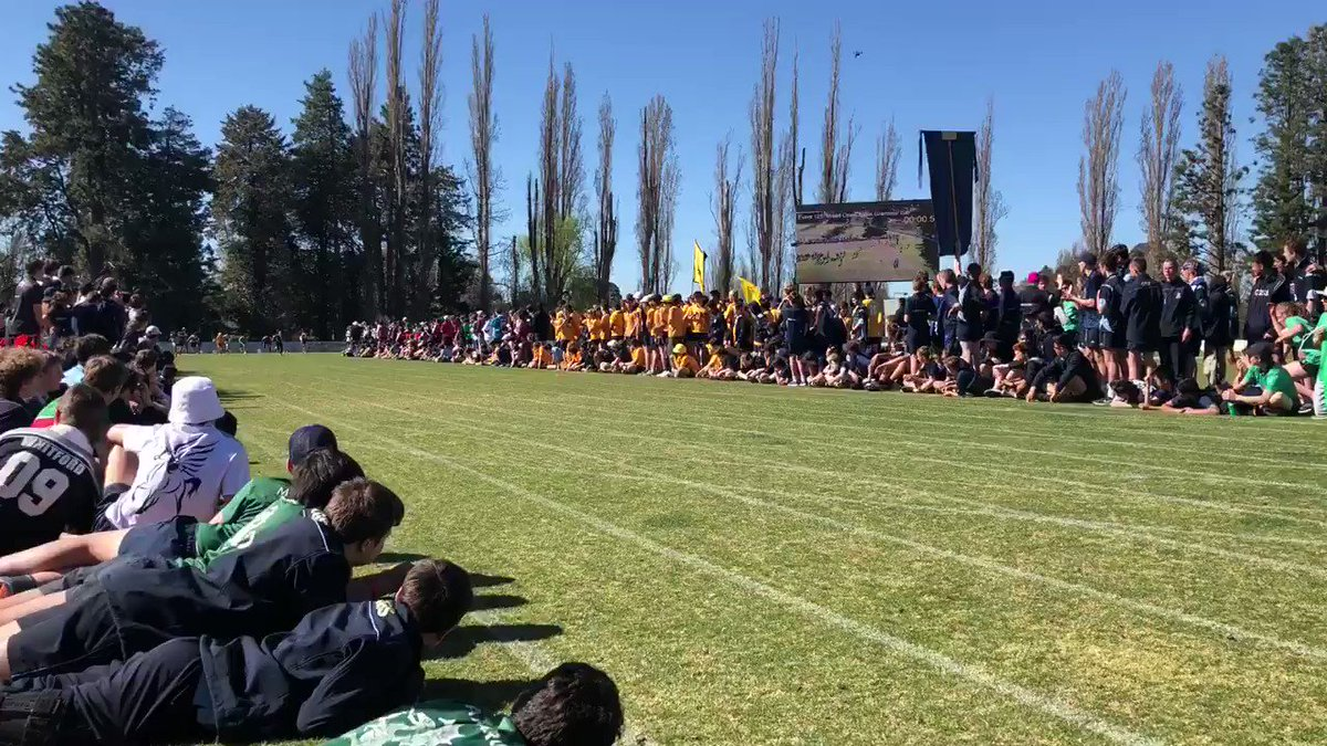 One of the best CGS days ever. Congrats to every athlete, and thanks to all the students and staff who made it so good. Great to be @CanberraGrammar!!