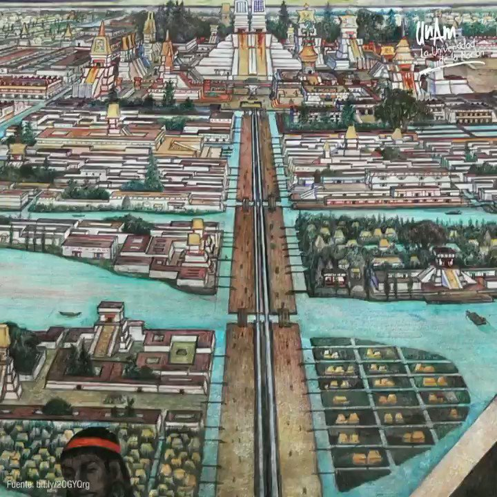 10 major achievements of the ancient aztec civilization - 720×720