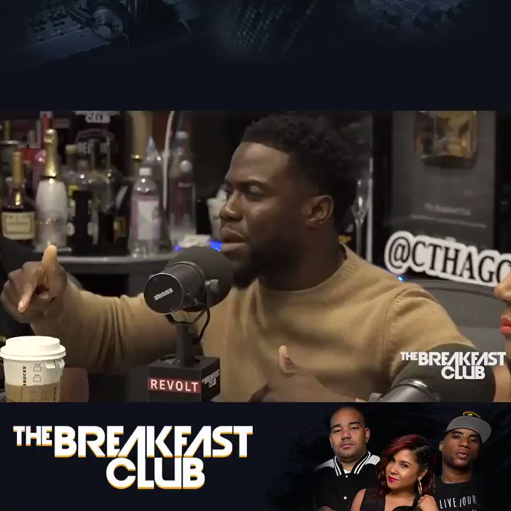 #KevinHart had some things off his chest about #KattWilliams this morning... https://t.co/MEuwx5tOMx https://t.co/fPLuae0YuN