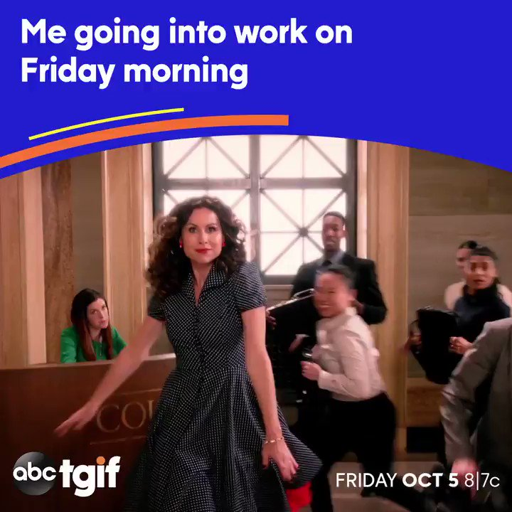 Who else woke up with this #FridayFeeling? #TGIF