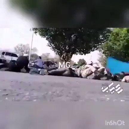 بعد ورود معلومات عن تواطيء الحرس الايراني مع المهاجمين ..خامنئي يخشى حضور تشييع  قتلى الاحواز خشية استهدافه