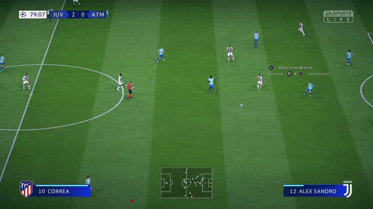 #PS4share #FIFA19Demo petit but et petit bug https://store.playstation.com/#!/fr-fr/tid=CUSA12582_00  - FestivalFocus