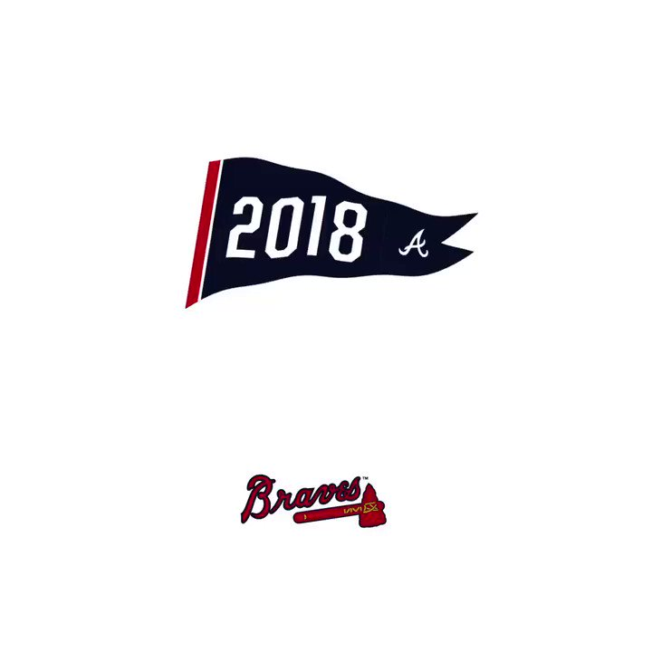 THE ATLANTA BRAVES ARE 2018 NATIONAL LEAGUE EAST CHAMPIONS!  #ChopOn⁠ ⁠ https://t.co/i89BwaS6v7