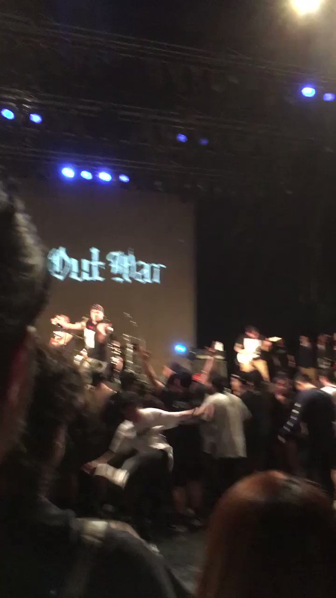 ALL OUT WARのこのリフ死ぬほどアガったす