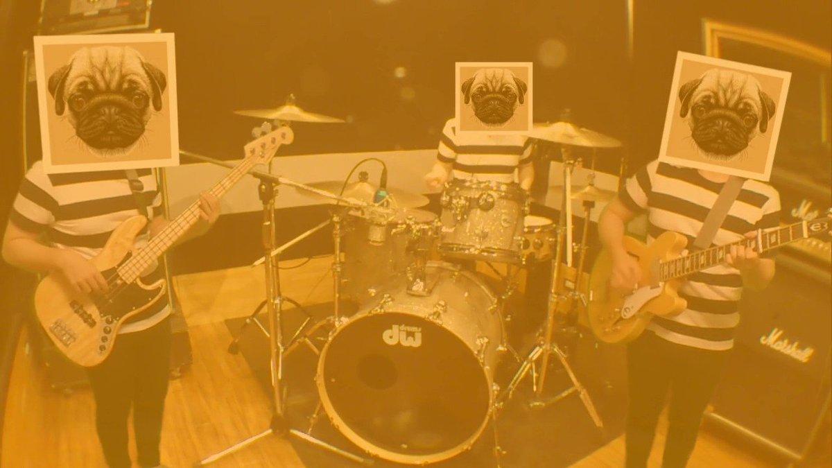 Lucie,Too「オレンジ」をバンドスタイルで演奏してみた#演奏してみた#弾いてみた#叩いてみた#ギター #ベース #ドラム#LucieToo