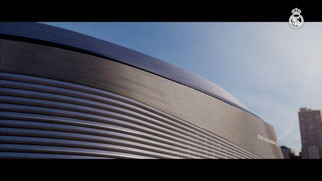 ¡El nuevo estadio Santiago Bernabéu será una preciosidad! ¿Os gusta? #UCL @Nissan_ESP
