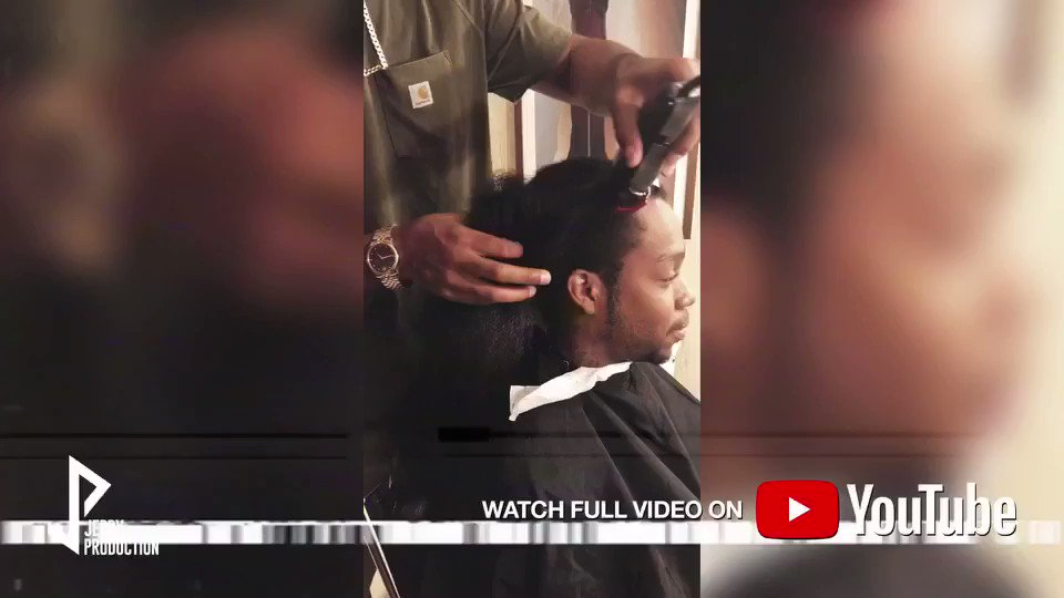 Payroll Giovanni cuts his hair off 😱 full video ➡️ youtu.be/j7F5QlaaKSY