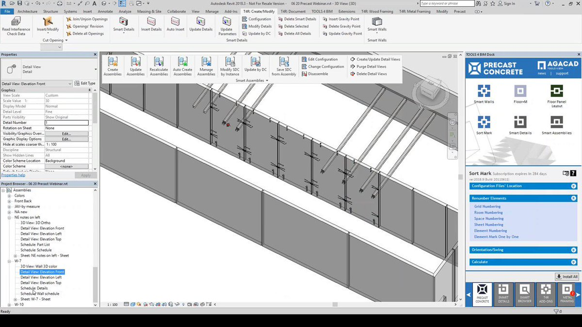 AGACAD TOOLS4BIM on Twitter:
