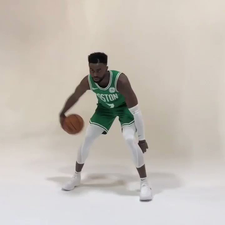 Jaylen Brown is entering his 3rd season with the @celtics! #NBAMediaDay https://t.co/HluiSutr3K